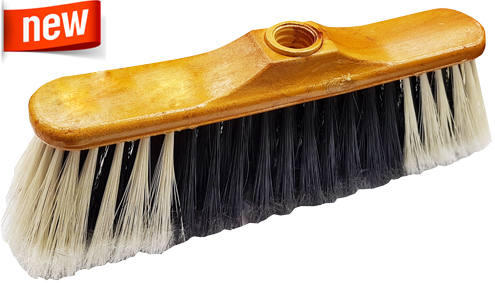 BROOM MALIZIA WOODEN EFFECT No 85