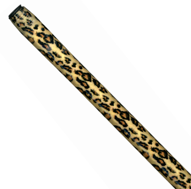 Metallical Poles Leopard