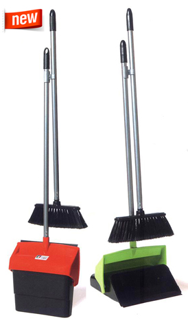 Proffessional Orthopedic dustpan with broom