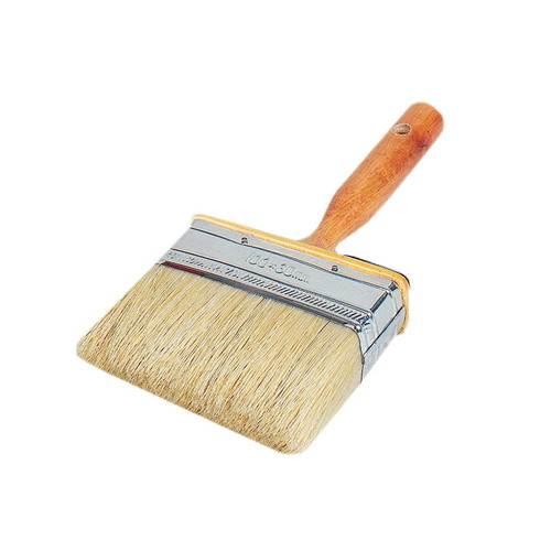 CEILING BRUSH PAINTAX Wooden handle, white boiled bristles