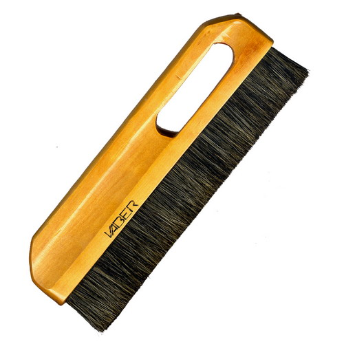 WALL PAPER BRUSHES gray bristles