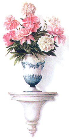 WATER-COLOUR vase