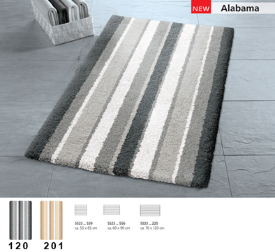 ALABAMA Bath carpet