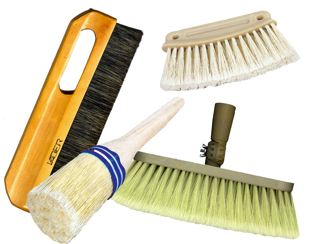 White Wash & Wallpaper Brush