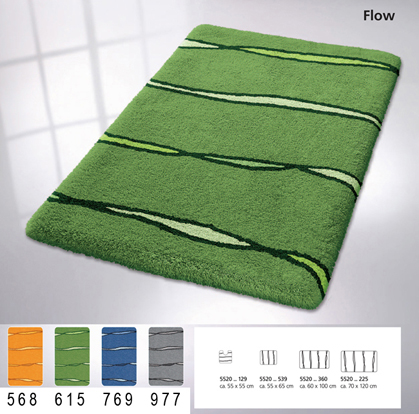 FLOW Bath carpet