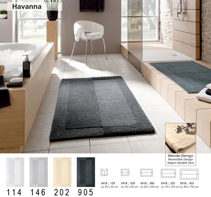 HAVANNA Bath carpet