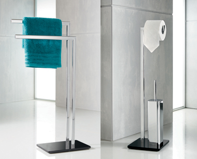 Towel rail / Toilet roll Holder