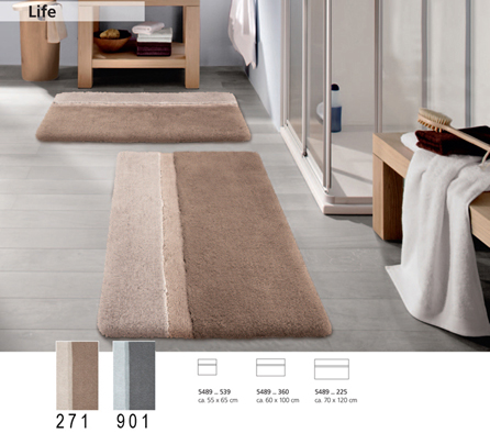 LIFE Bath carpet