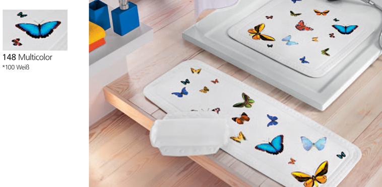 Butterflies Safety inserts