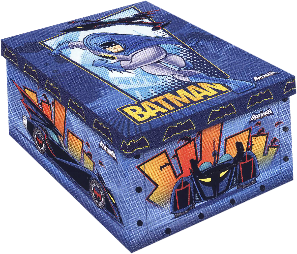 BOX CLIP BATMAN