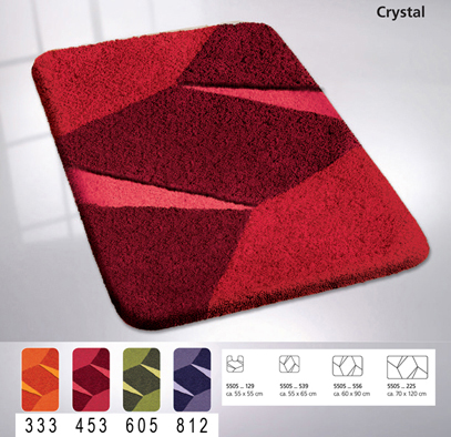 CRYSTAL Bath carpet