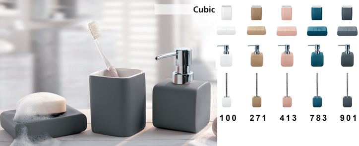 CUBIC accessories