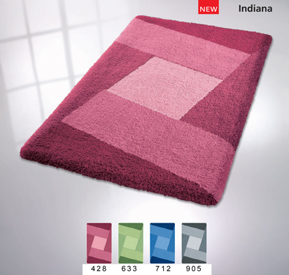 INDIANA Bath carpet
