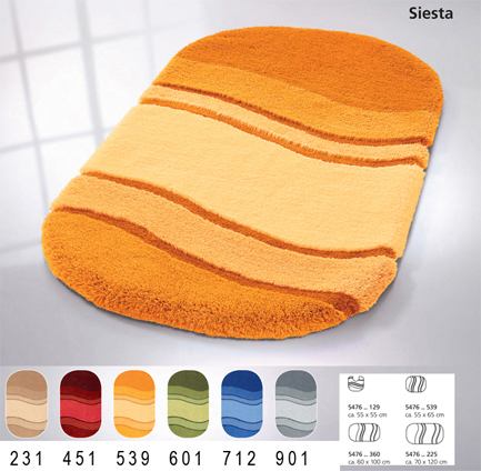 SIESTA Bath carpet