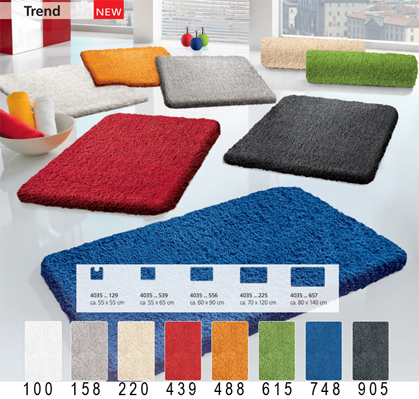 TREND Bath carpet