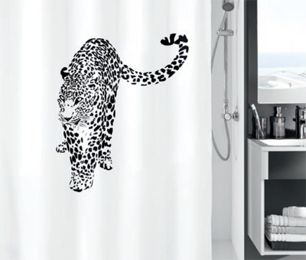 WILDCAT - Shower Curtains